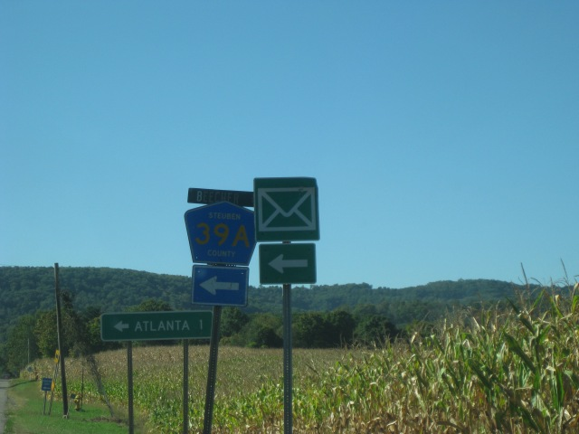 Post office? Mail box? Stationery store?